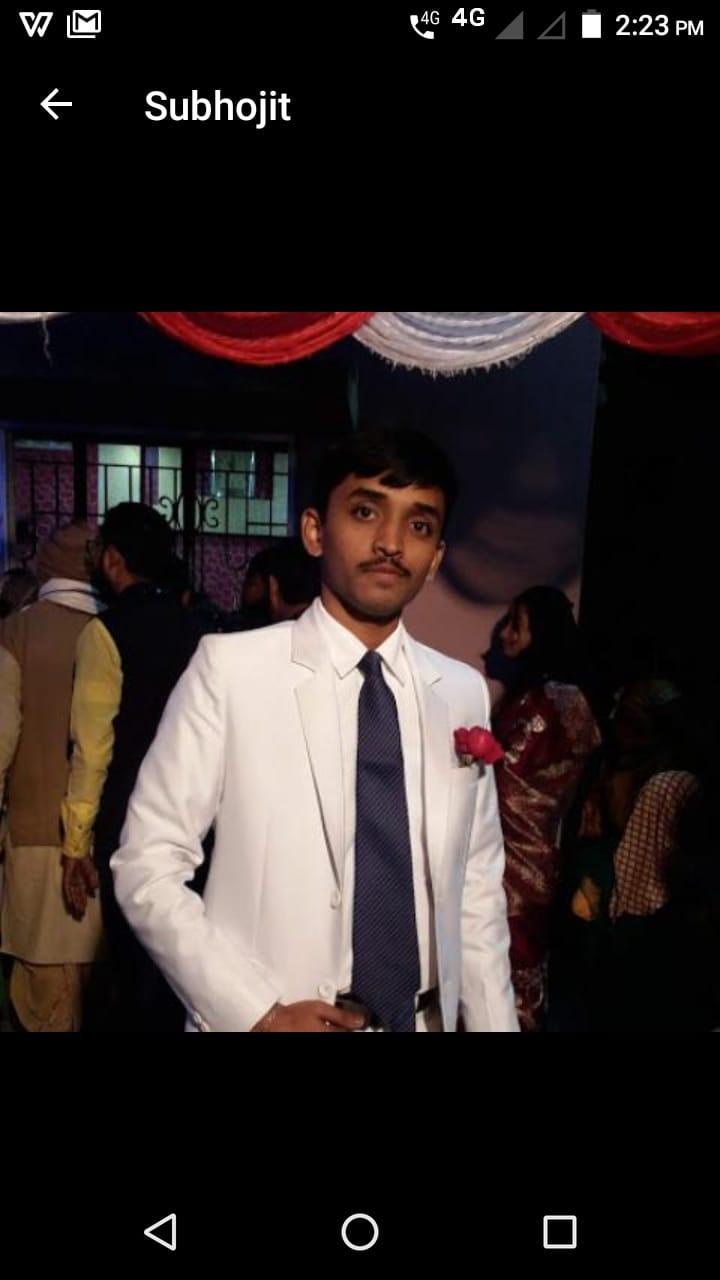 Shubhajit De